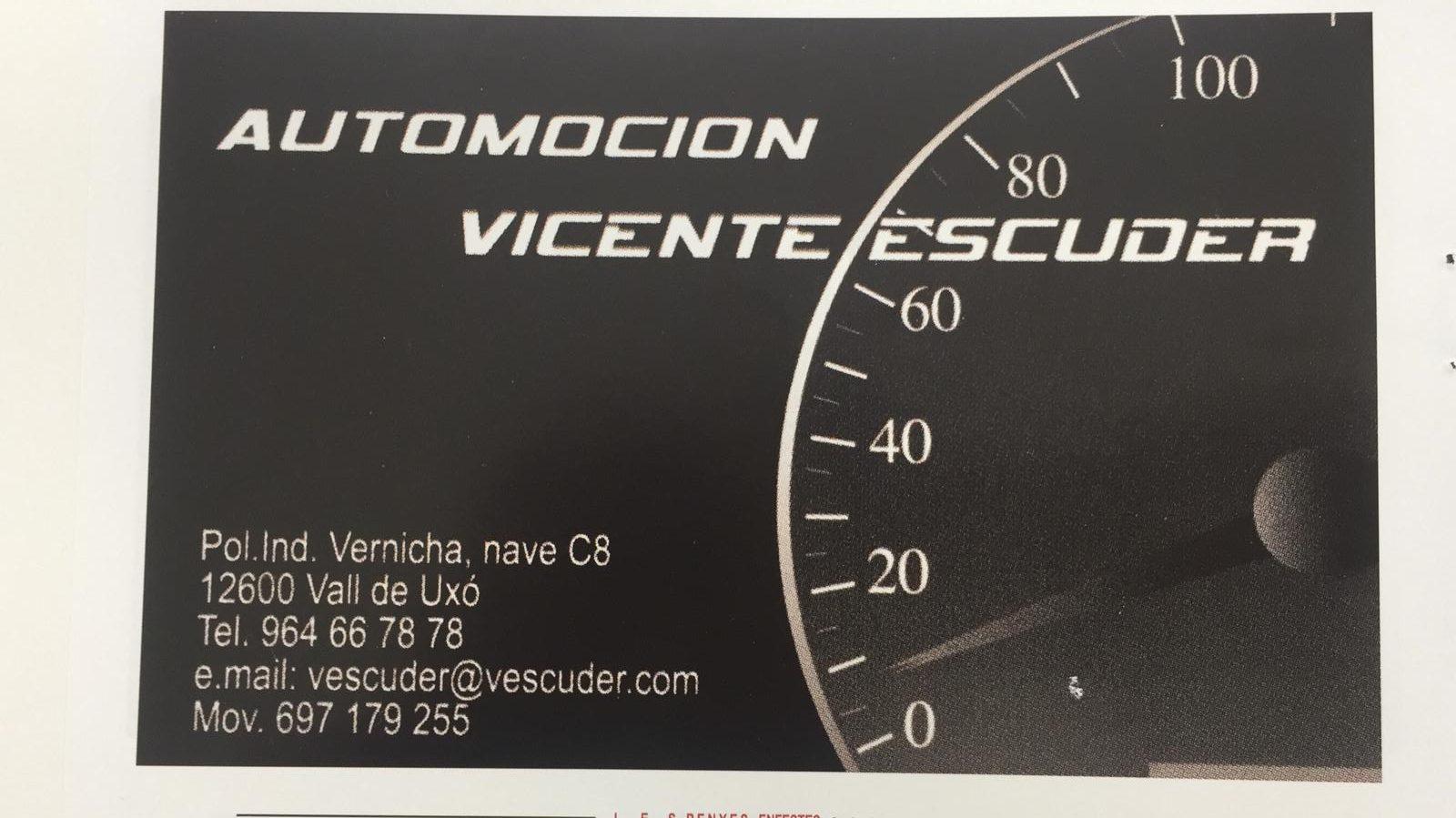 Automocion Vicente Escuder